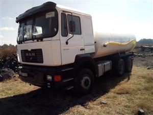2003 Man New 16000Lt hydraulics