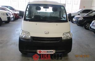 2011 Daihatsu Gran Max 1.5