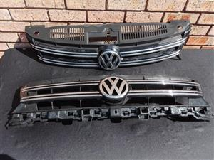 Volkswagen Tiguan Main Grill