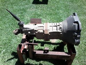Toyota 5 speed gearbox