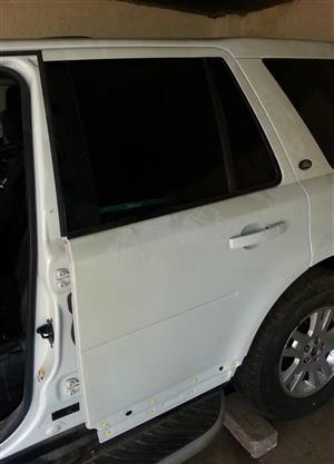 Land Rover Freelander 2 Rear Door | Auto Ezi