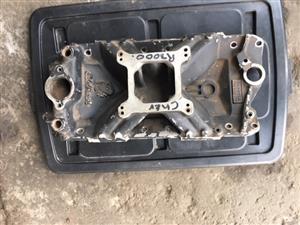 Chevrolet V8, Intake Manifold, Small Block