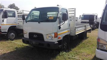 2013 Hyundai Mighty HD 72 - Dropside For Sale