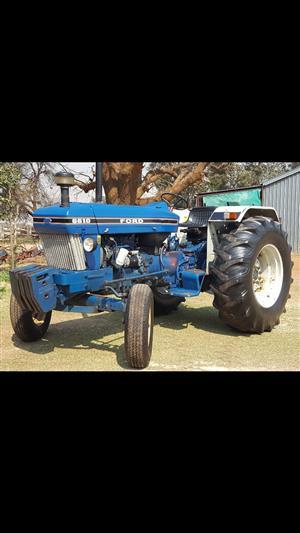 FORD 6610 for sale/te koop
