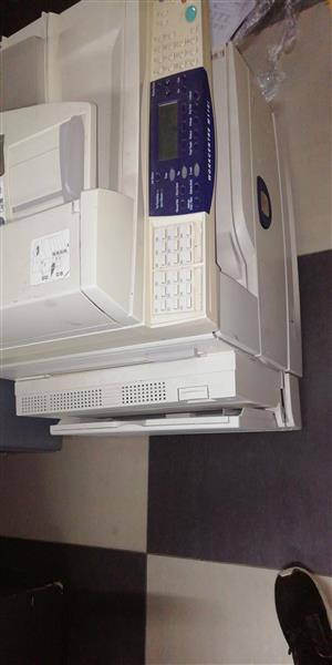Xerox Workcentre M118i black and white multifunctional copier for sale