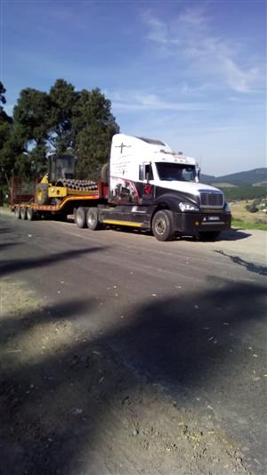 Lowbed/Rollback for Hire