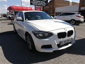 2014 BMW 1 Series 118i 5 door