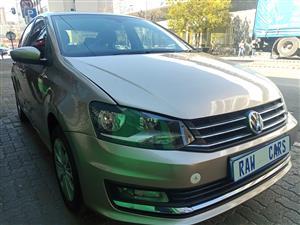 2017 VW Polo sedan POLO GP 1.6 COMFORTLINE
