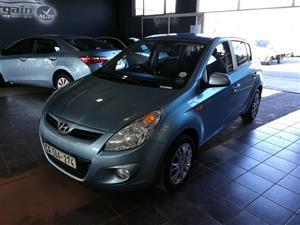 2010 Hyundai i20 1.6 Remix
