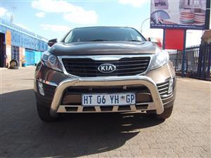 2013 Kia Sportage 2.0CRDi auto