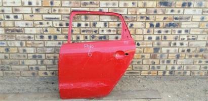 Volkswagen Polo 6 Left Rear Door  Contact for Price