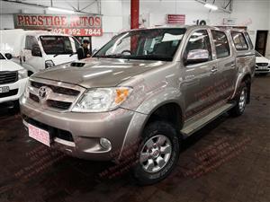 2007 Toyota Hilux 3.0D 4D double cab 4x4 Raider