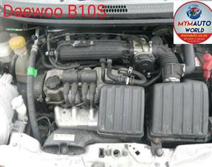 Complete Second hand used engines, MATIZ 1.0L 4 CYLINDER, DAEWOO B10S