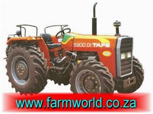 Orange TAFE 5900 DI 45kW/60Hp 4x4 New Tractor