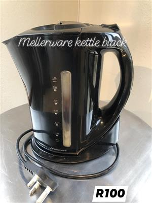 Black Mellerware kettle for sale