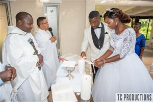 wedding video and photography services
