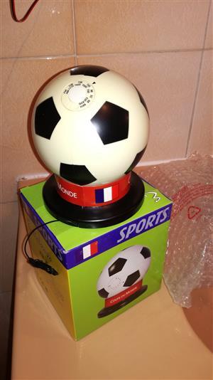 Sports AM/FM radios  R6.00 New in box (Was R49.99)
