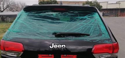 Jeep Grand Cherokee 2014 Back Windscreen For Sale