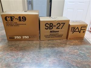Nikon F 50 Professional Camera