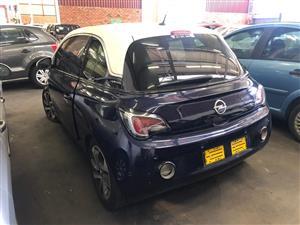 2016 Opel Adam 1.0T Glam