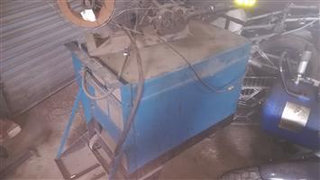 500 Amp Miller CO2 Welder for sale.