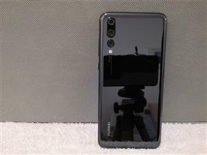 Inbox Black New Huawei P20 Pro 128GB Smartphone for sell