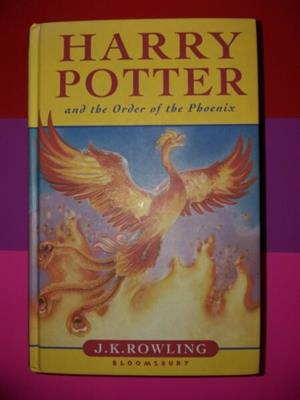 Harry Potter - Hardback - Book 5 - REF: 2681.