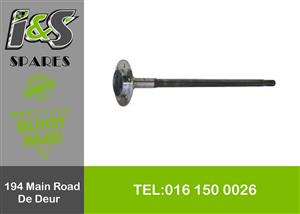 Toyota Quantum Side shafts (107mm) For Sale