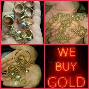 Sell Your Stunning Gold Jewellery To Us