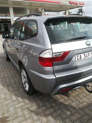 2007 BMW X3 xDRIVE 30d (G01)