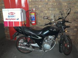 2014 Sym XS 125-K Delivery