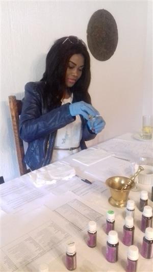 Natural Perfume Making Workshops AS SEEN ON MNET