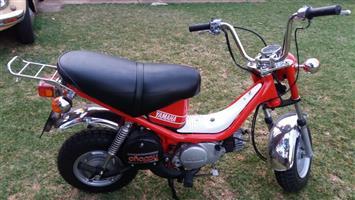 50 cc Yamaha Chappy- parts needed