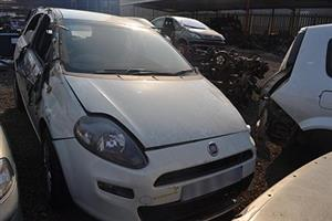 2009 Fiat Punto Now Stripping For Spares