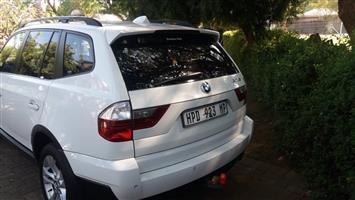 2010 BMW X3 xDrive30i auto