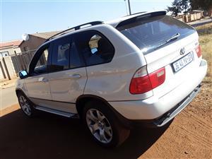 2004 BMW X5 xDrive40e eDrive