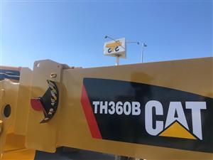Cat 360B telehandler