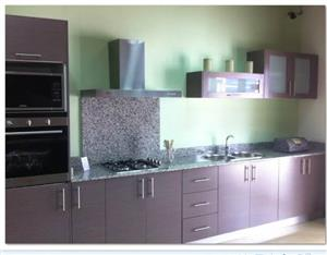 Kitchen and Build in cupboards