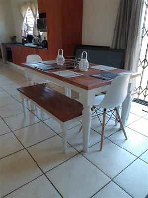 Bench In Dining Room Furniture In South Africa Junk Mail