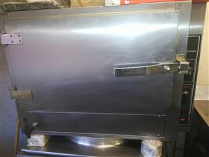 170L polony cooker and griller for sale