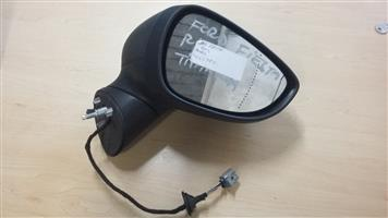 Ford Fiesta Bubble Left Front Mirror