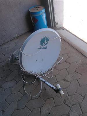 DSTV Skottel