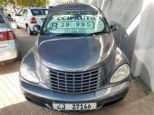 2004 Chrysler PT Cruiser 2.4 Limited automatic