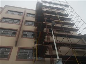 Scaffolding for sale and hire R200 per week 3m high tower