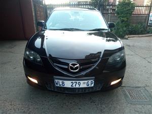 2008 Mazda Mazda3 sedan 1.6 Dynamic