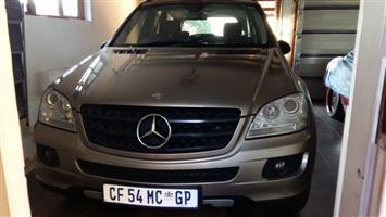 2009 Mercedes Benz ML 350