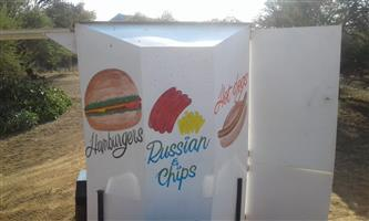 Foodcart for sale R 20000 ONCO