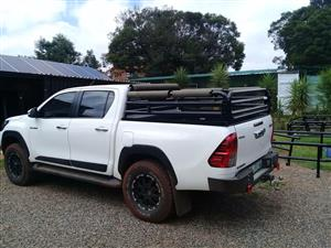 GD6 Hilux Discounted cattle rails
