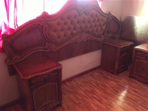 Bedroom suite for sale.