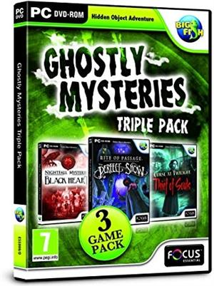 PC Game: Ghostly Mysteries Triple Pack